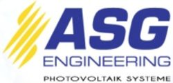 Logo ASG Engineering GmbH